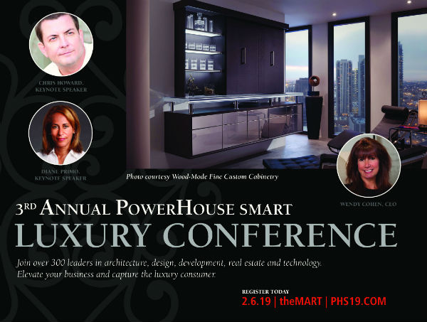 PHS Luxury Conference tickets