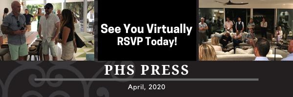 PHS Press, April 2020