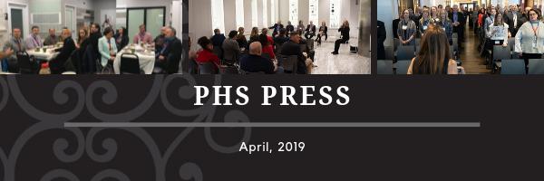PHS Press April 2019