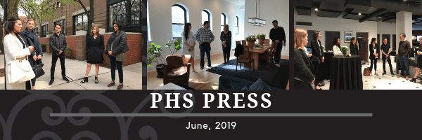 PHS Press June, 2019