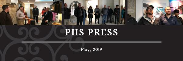 PHS Press May, 2019