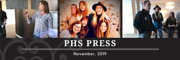 PHS Press November 2019