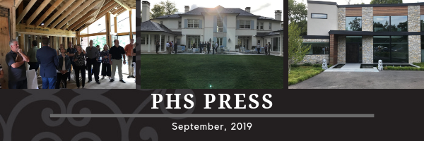 PHS Press, September 2019