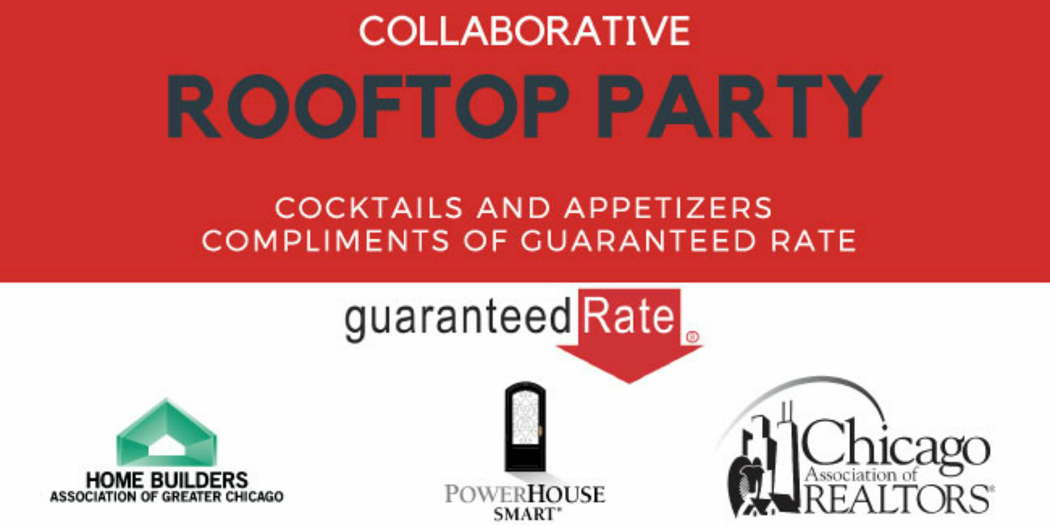 Collaborative Rooftop Cocktail Networking