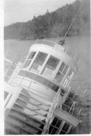 America Pilot House Historical Photo