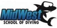 Midwest School of Diving Logo 2x1