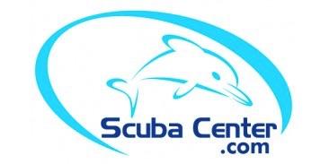 Scuba Center Logo 2x1