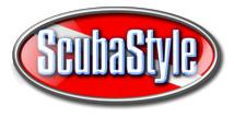 Scuba Style Logo 2x1