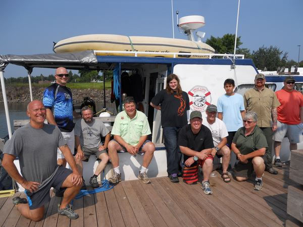 S.P. Ely Documentation and Intro to Shipwreck Diving