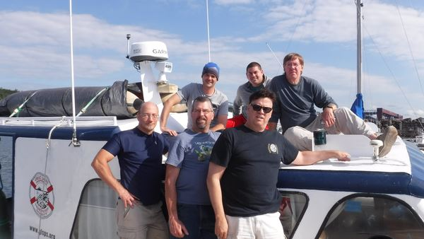 Fun Dives on the RV Preservation Along the North Shore 2019