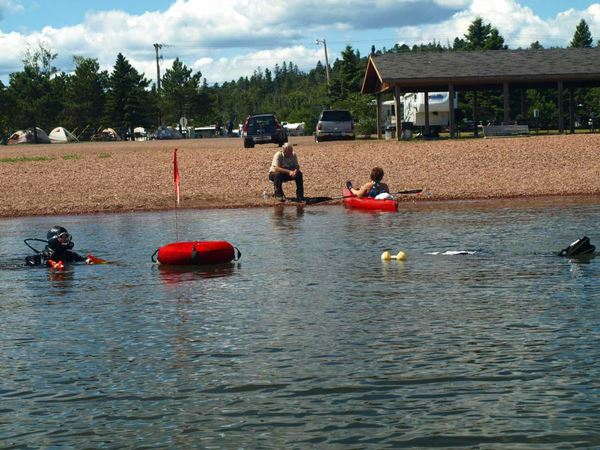 Grand Marais Harbor Survey Project 2019