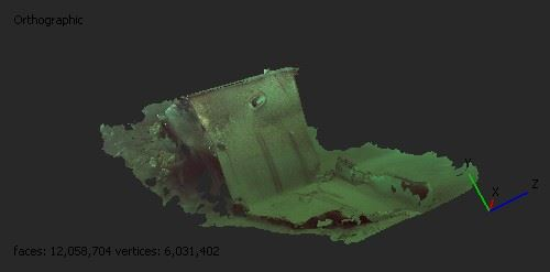 3D Shipwrecks Photogrammetry