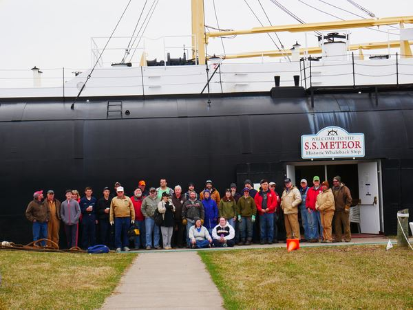 S.S. Meteor Project