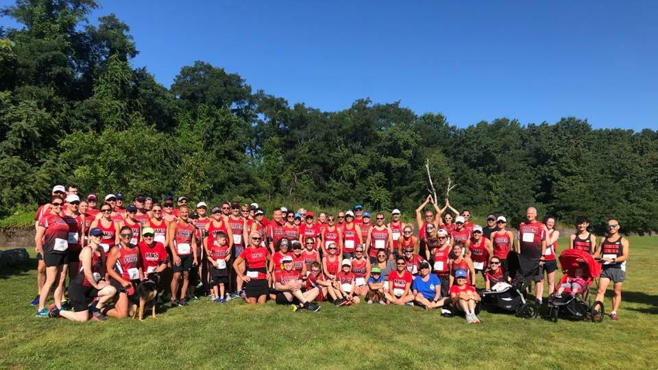 2019 Greenway 5K - Group photo