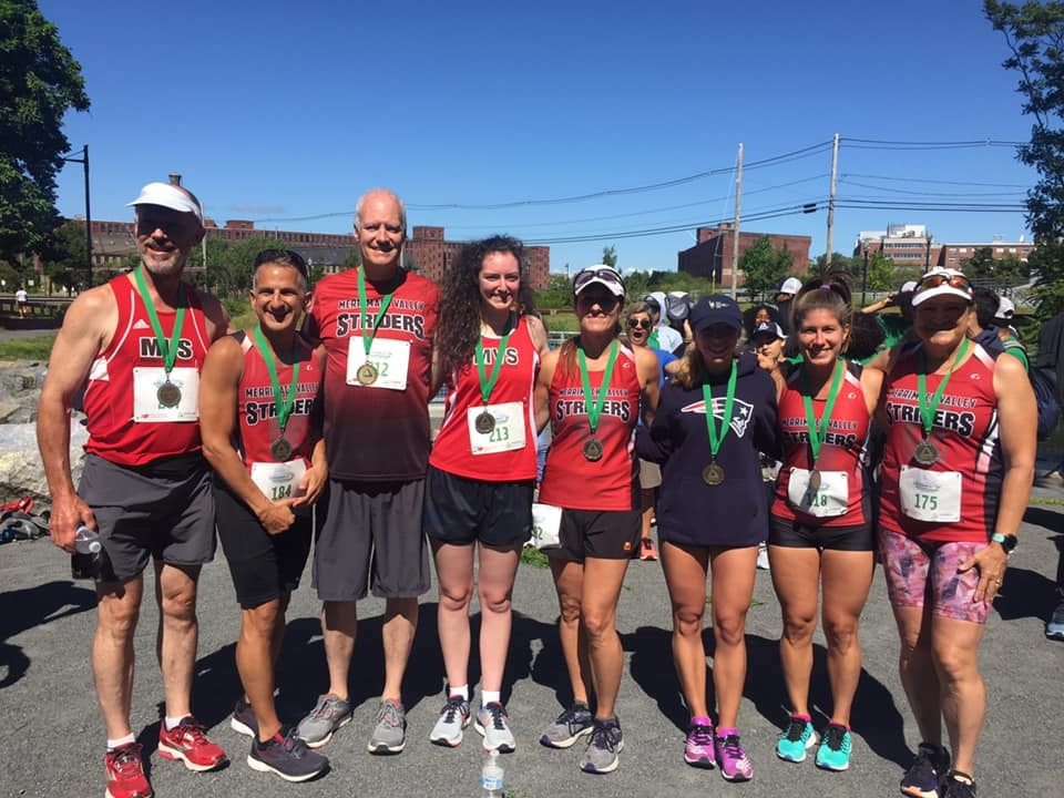 2019 Greenway 5K - MVS AG awards