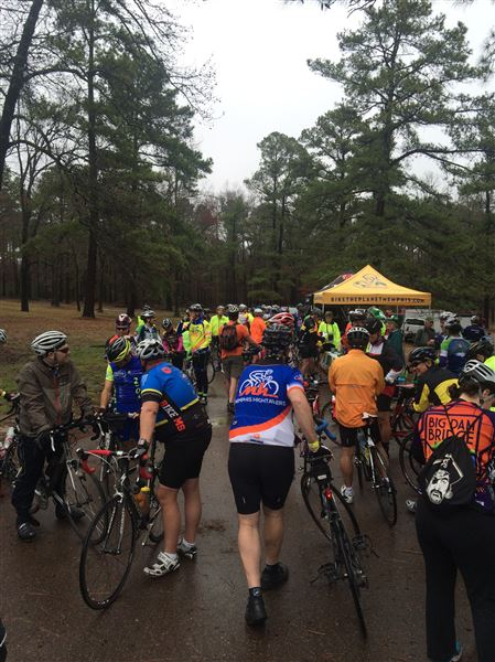 St Patrick's Day Ride 2015