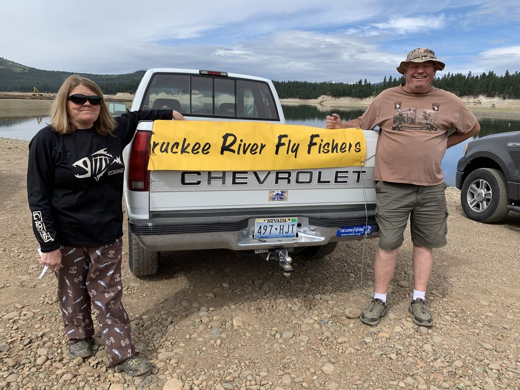 Group fish-out to Boca Reservoir June 2019