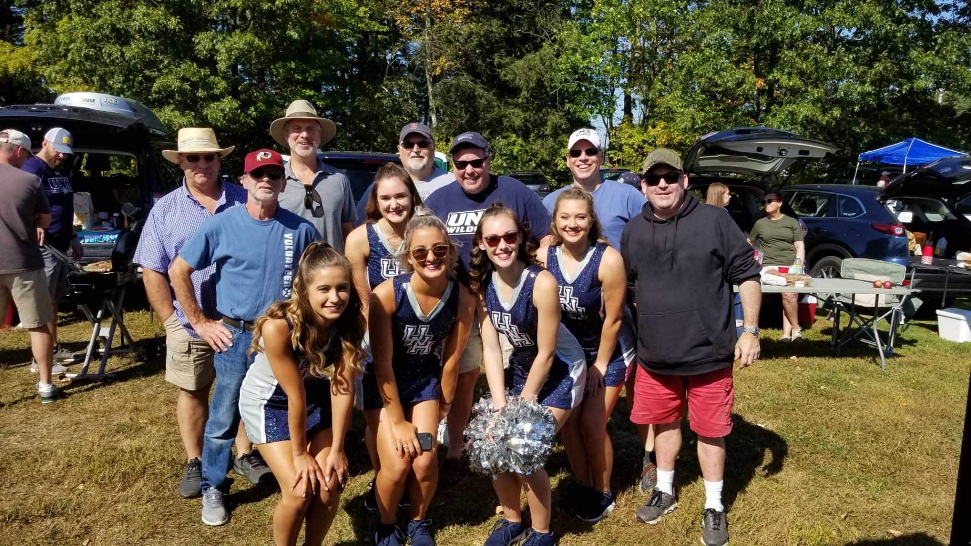 2019 UNH Tailgate