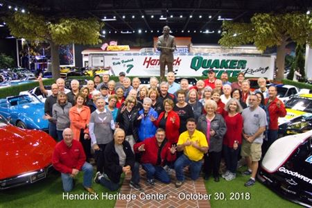 Trip on October 30, 2018 to Hendrick Heritage Center
