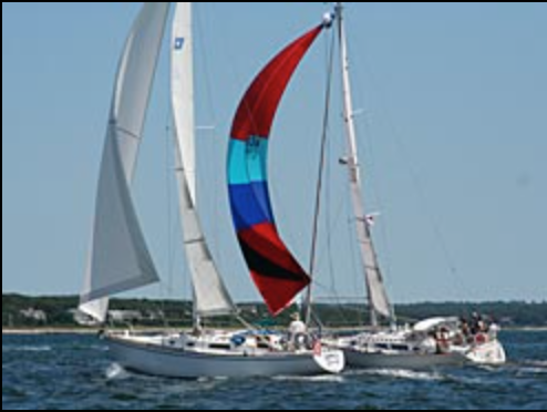 PHRF Racing Downwind