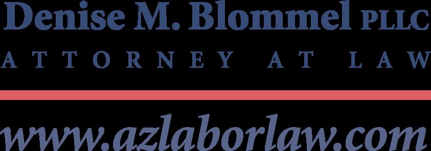 Denise Blommel Logo 2018
