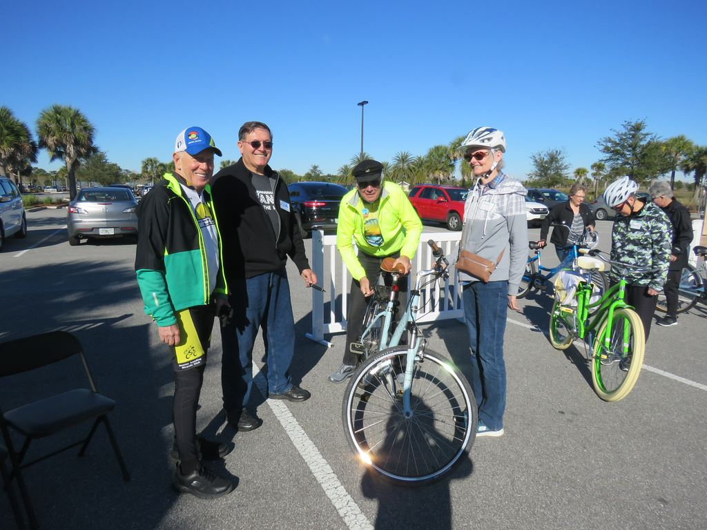 The Villages Recreation Speakers Series - Adult Bike Safety and Skills Training