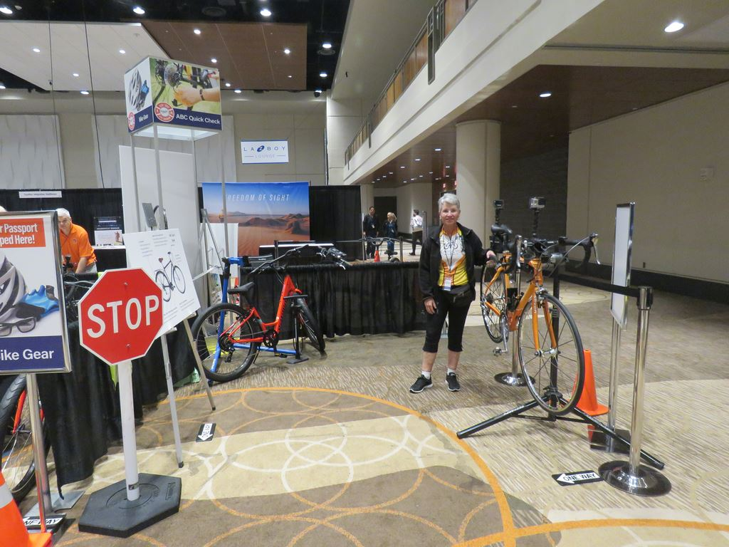 FDOT PRIME Bicycle Safety EXPO for Seniors - Orlando