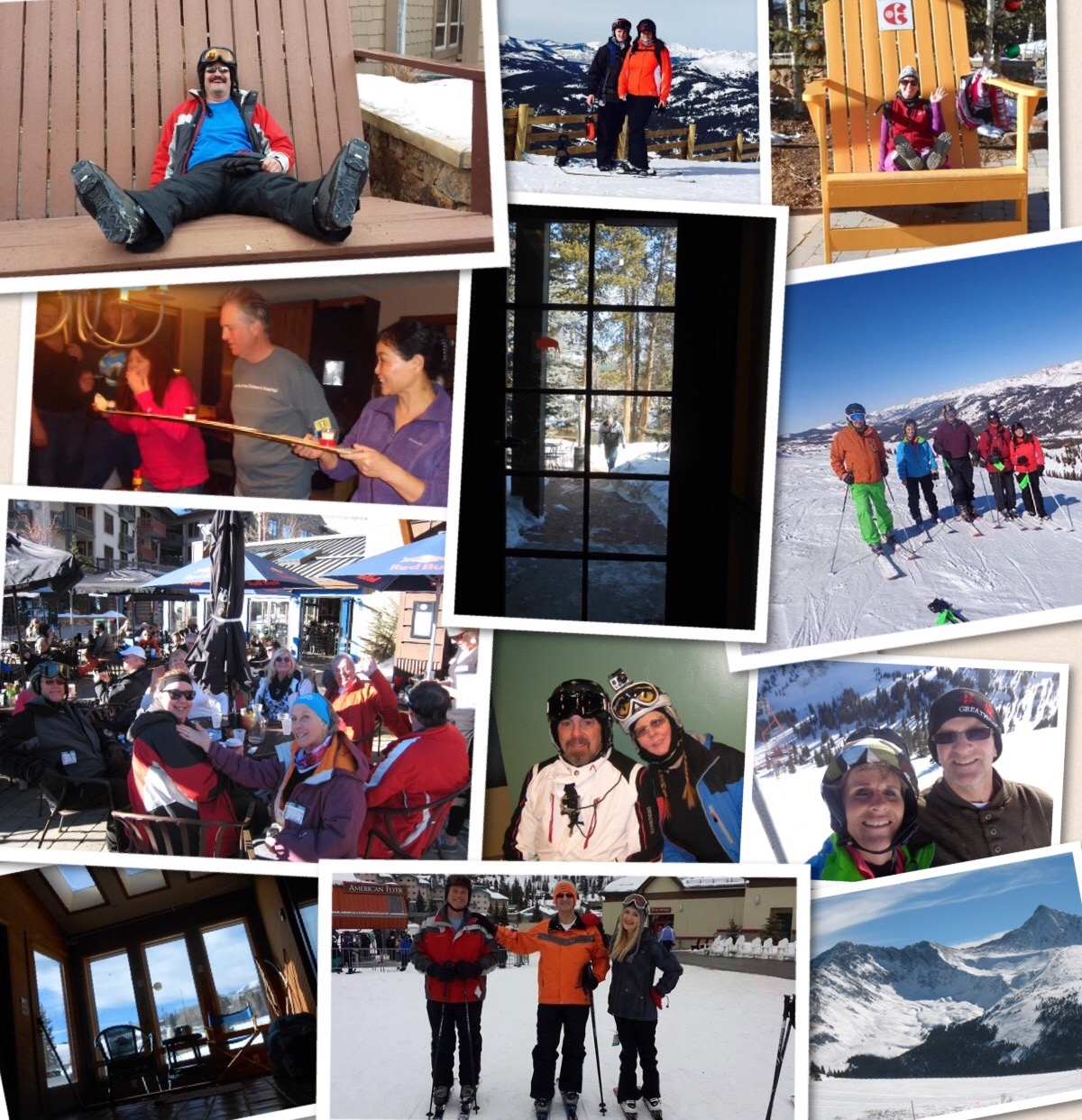 East Iowa Ski Club at Copper Mountain 2015