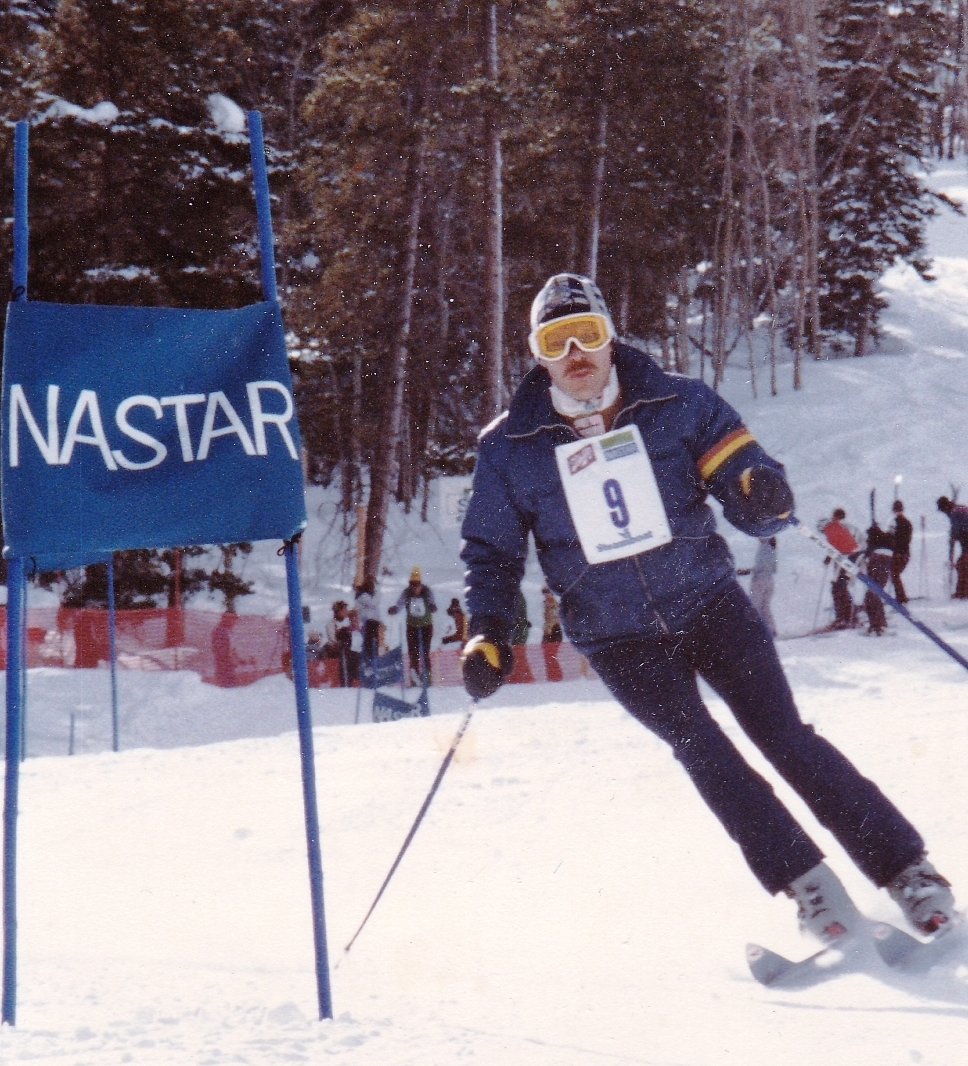 President Bob of East Iowa Ski Club