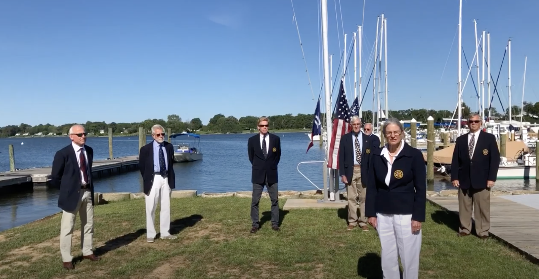 Rappahannock River Yacht Club Commissioning 2020