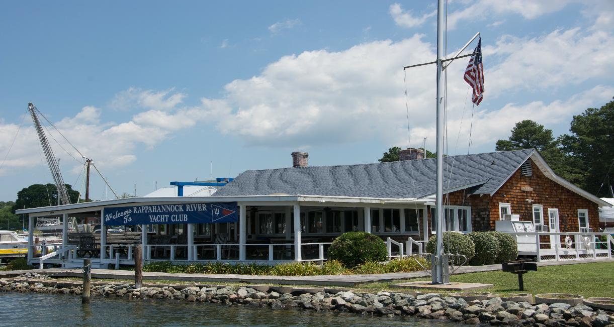 A short history of our club  - Rappahannock River Yacht Club