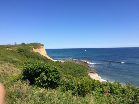 Sailing from NJ to Maine.  Stop in Block Island, and visit Isle Au Haut and Arcadia Park