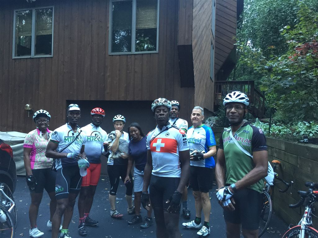 Strong Man James takes the club on a 9 day ride to Atlanta for the One Love Ride.