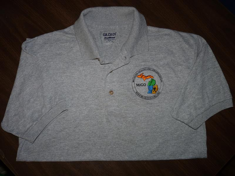 MiGO Seal Polo Shirt - XL