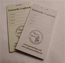 MiGO Small Logbook (5 pack) - click to view details