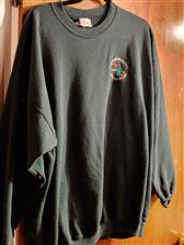 Sweatshirt with MiGO Seal 3XL - click to view details