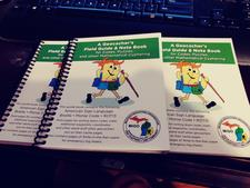 Winter Social Field Note Book - 1 Unit - click to view details