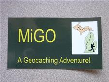 MIGO Bumper Sticker - click to view details
