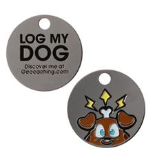 Log My Dog Tag - click to view details