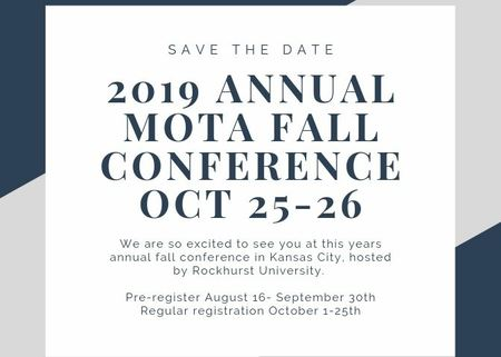 MOTA 2019 Annual Conference