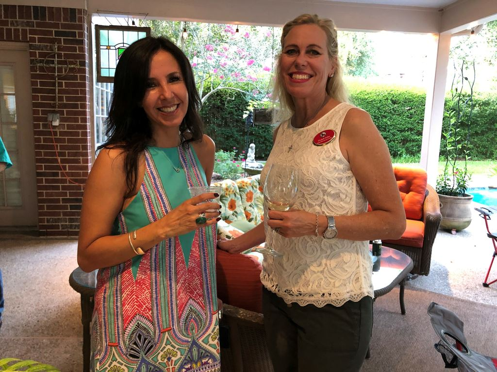 Summer social to celebrate friendship with Republican Women.