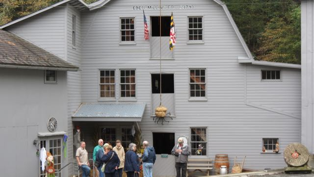 Eden Mill Tour