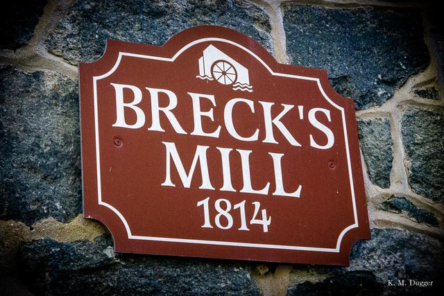 Breck's Mill, Non-Operational