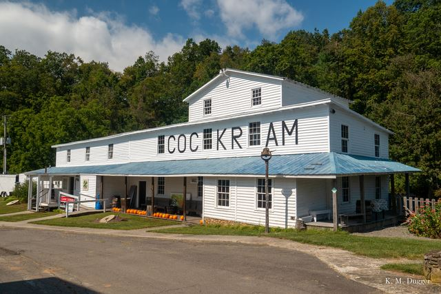 Cockram Mill, Built: 1884, Powered By: Electric, Operational