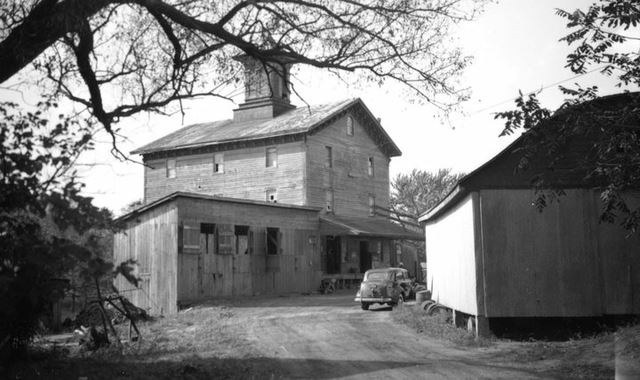 Dover Grist Mill, Powered By: Turbine