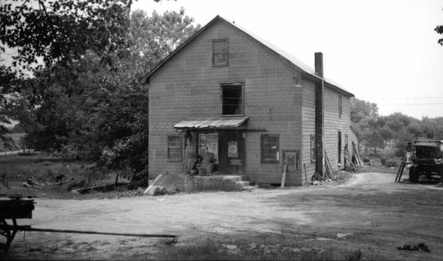 J.C. Voshell and Son Grist Mill, Powered By: Turbine