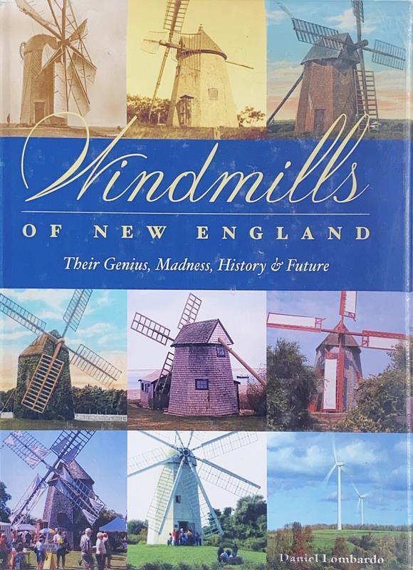Windmills of New England