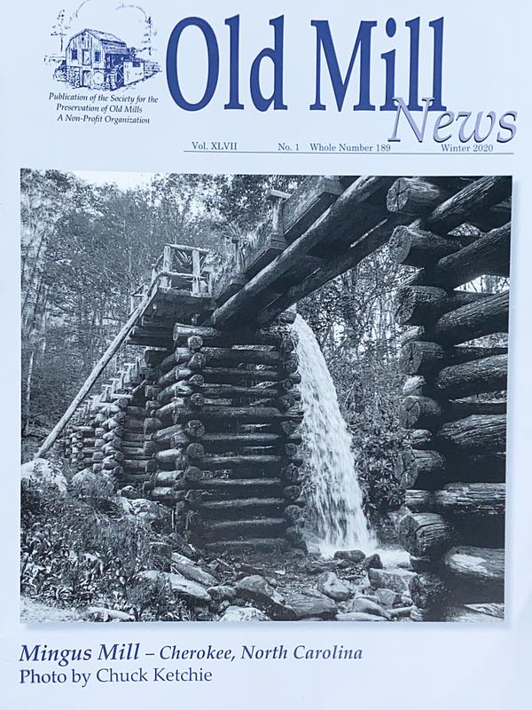 Back Issues of Old Mill News