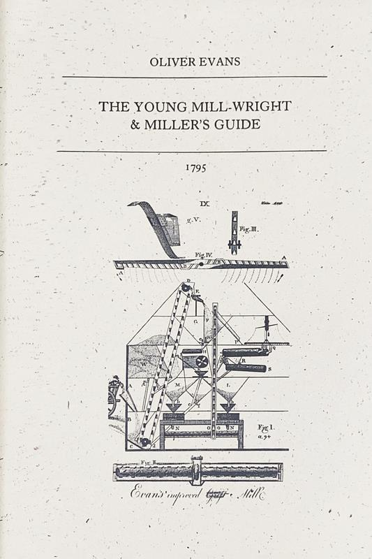 Young Millwright and Miller's Guide