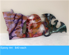 Epoxy Art - click to view details